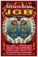 JGB featuring Melvin Seals + Harry & The Hit Men +...