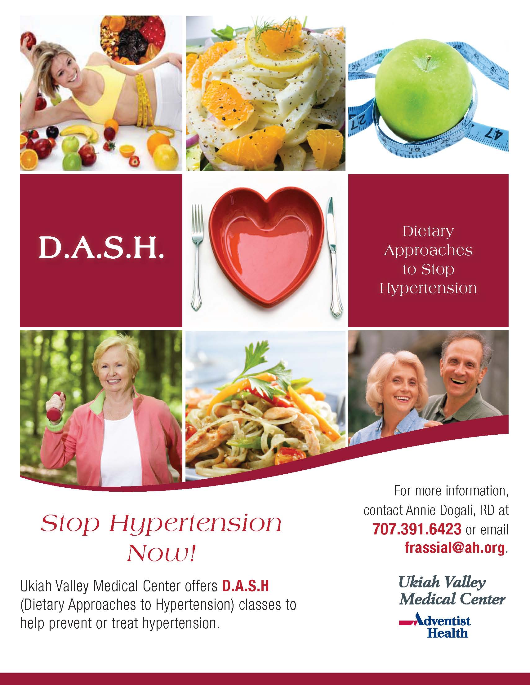 Dietary Approaches to Stop Hypertension (DASH) - Full Text ...