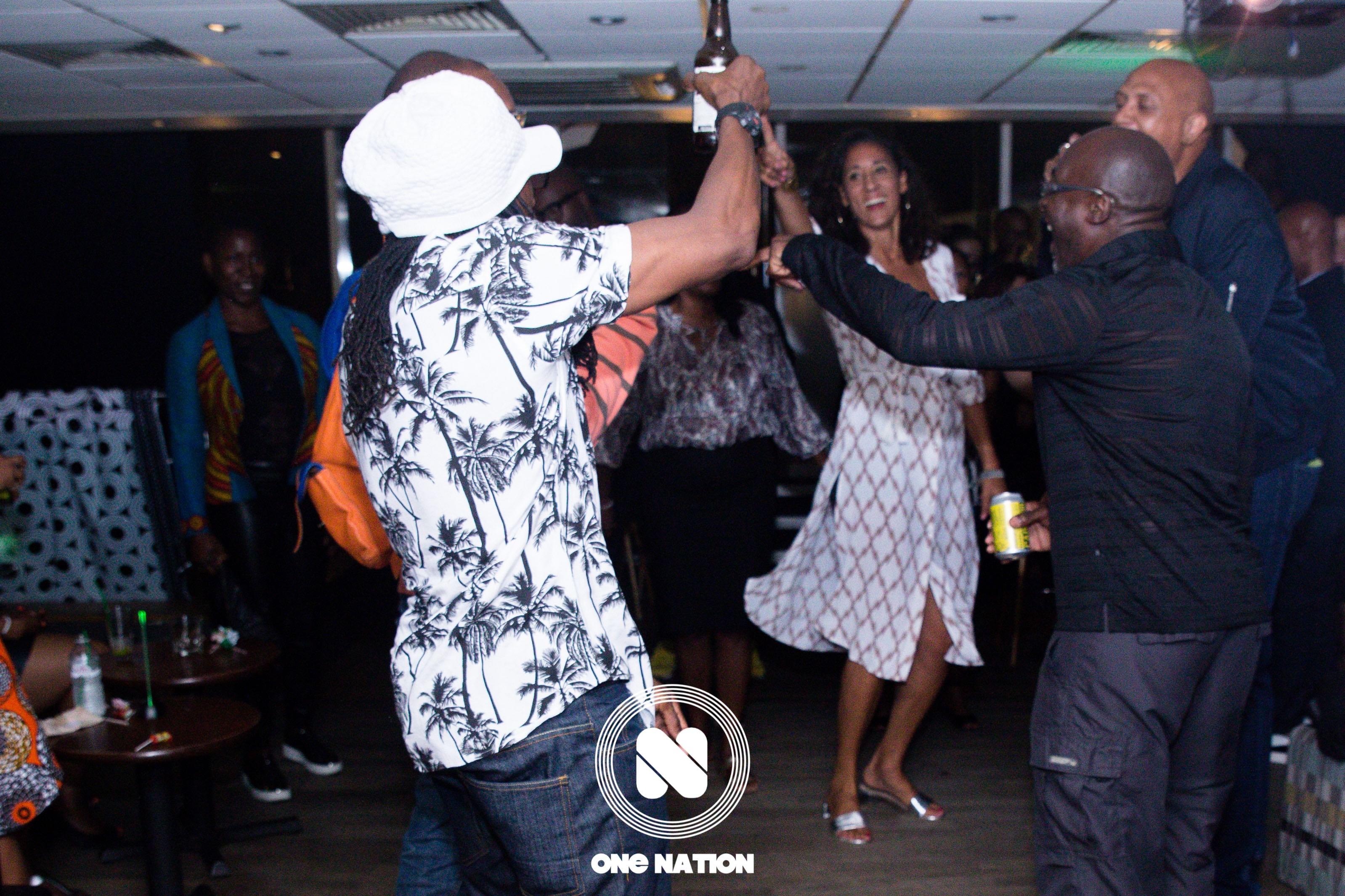 Birthday party toast at One Nation #OneNationUAG