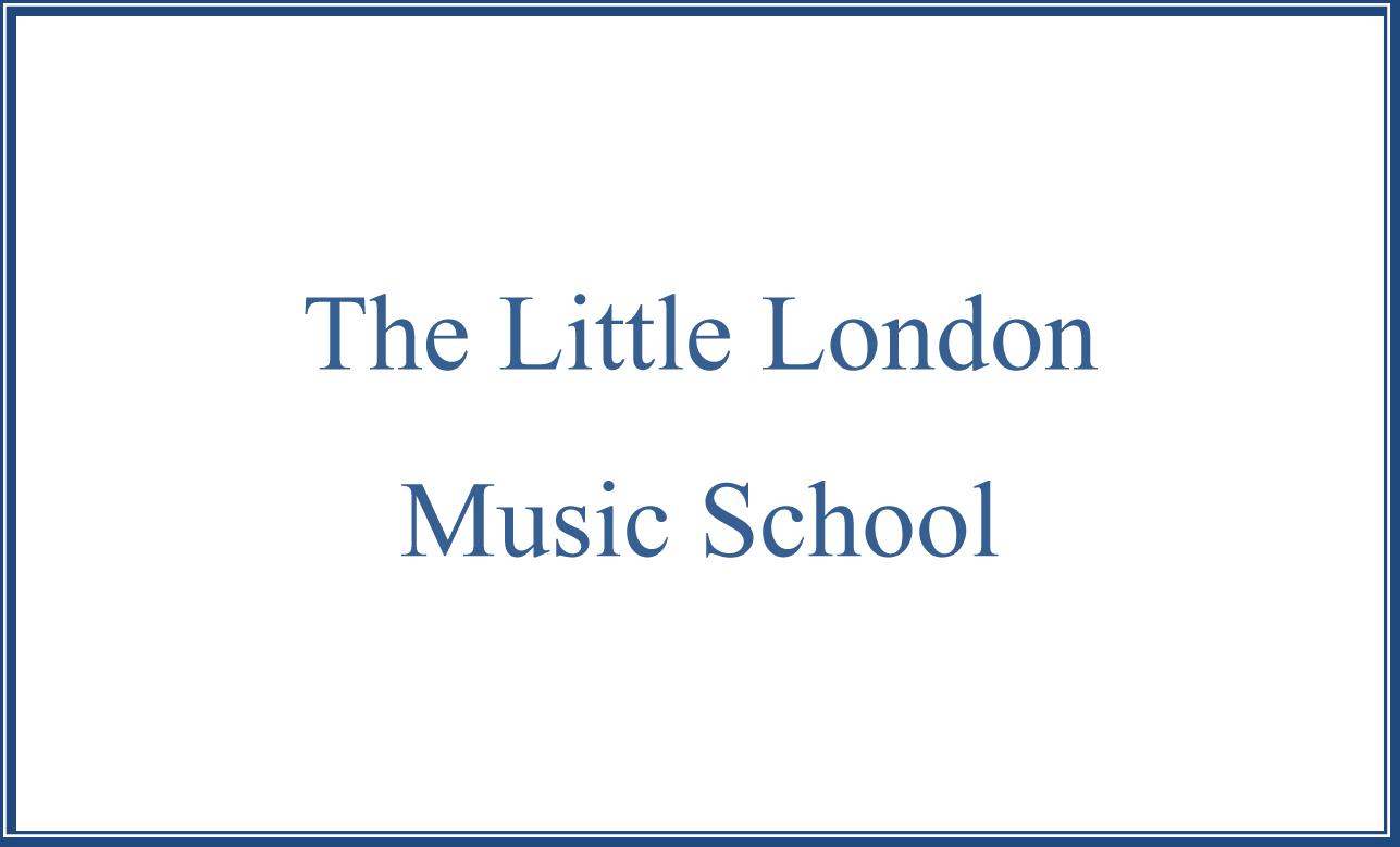 The Little London Music school