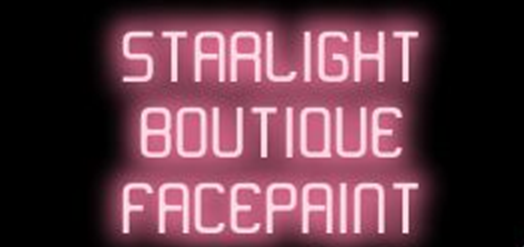 Starlight Boutique Face Painting