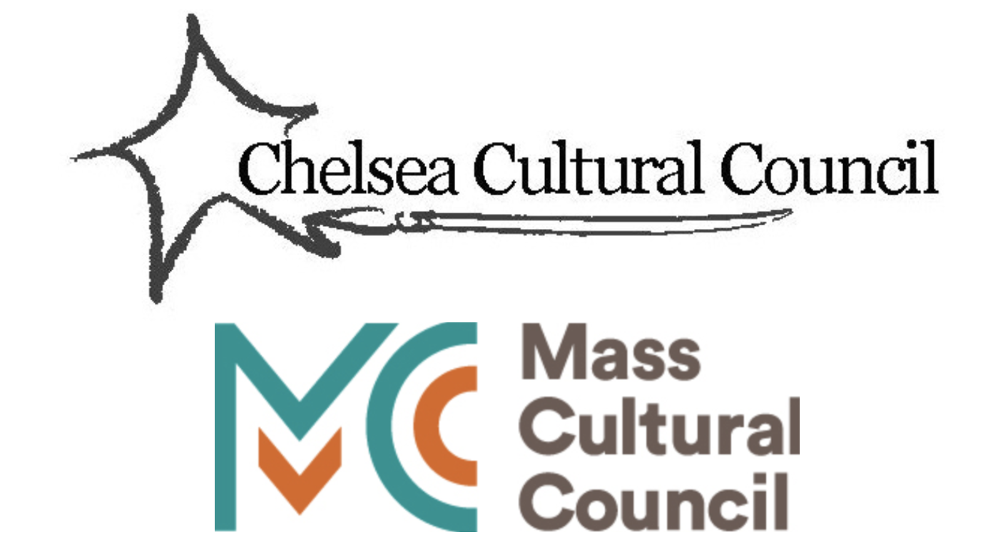 Mass Cultural Council and Chelsea Cultural Council Logo