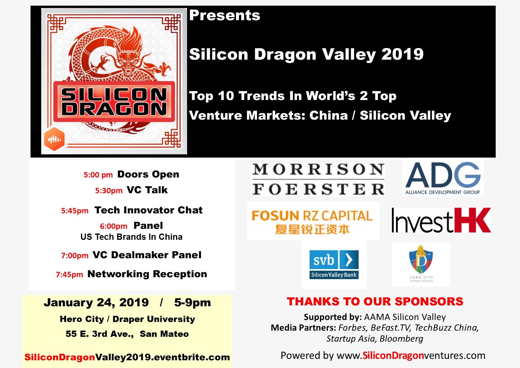 Silicon Dragon Valley 2019