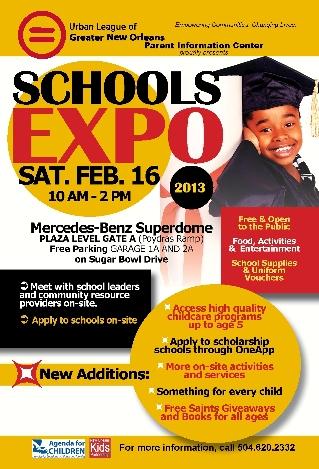 Schools Expo 2013