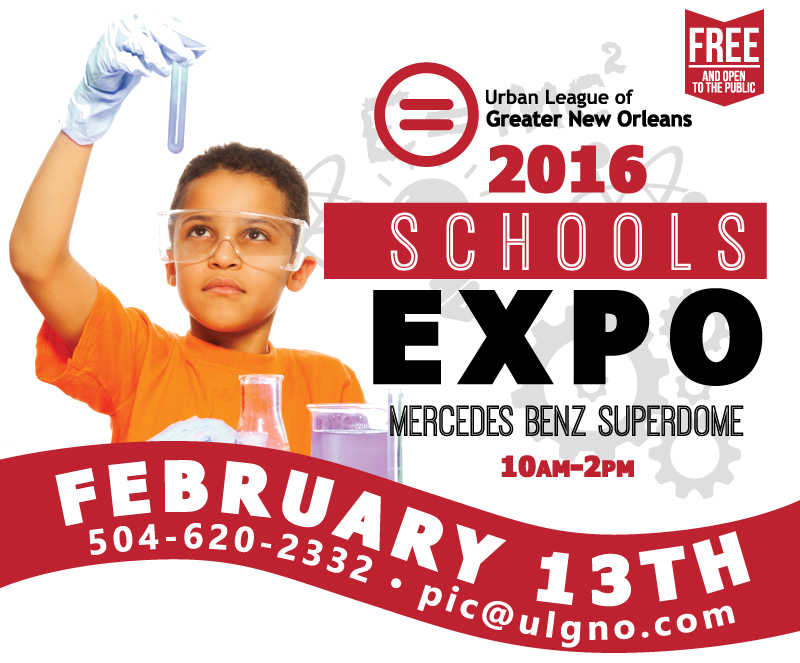 Save the Date Schools EXPO 2016