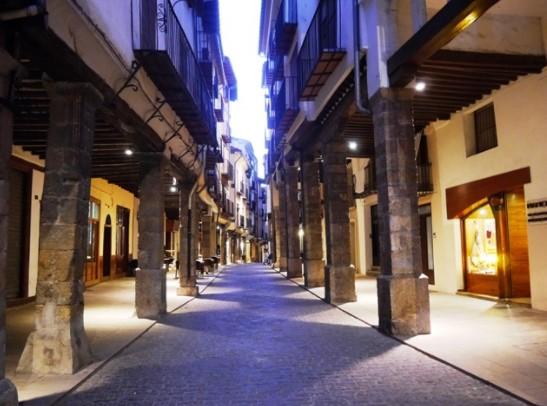 Calle Blásco de Alagón