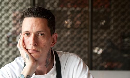 Chef Matt Selby