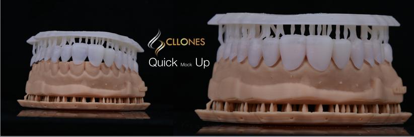 Clones Quick Mockup