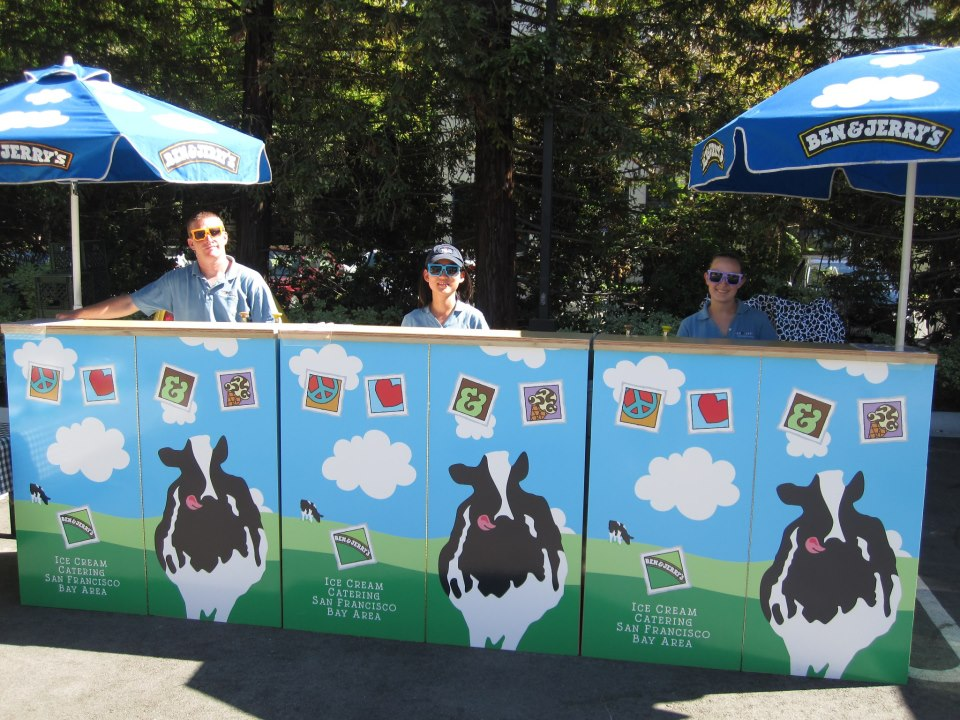 Ben and Jerry's Catering Walnut Creek Events