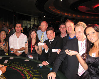 Casino Night Fundraising Events