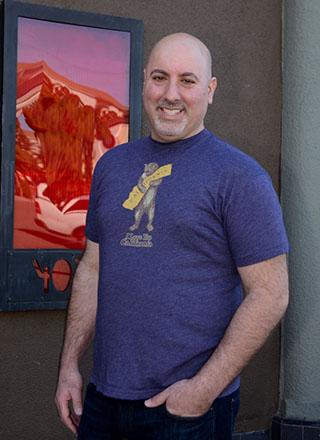 David Mitroff