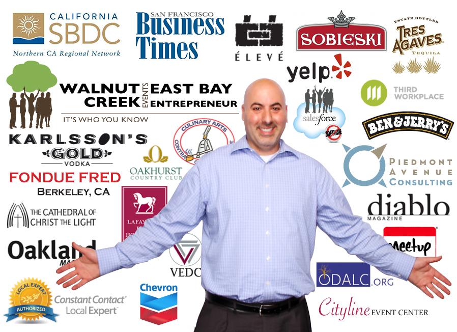 David Mitroff Event Sponsors