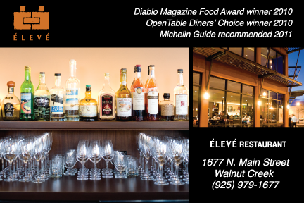 Eleve Award Winning Restaurant