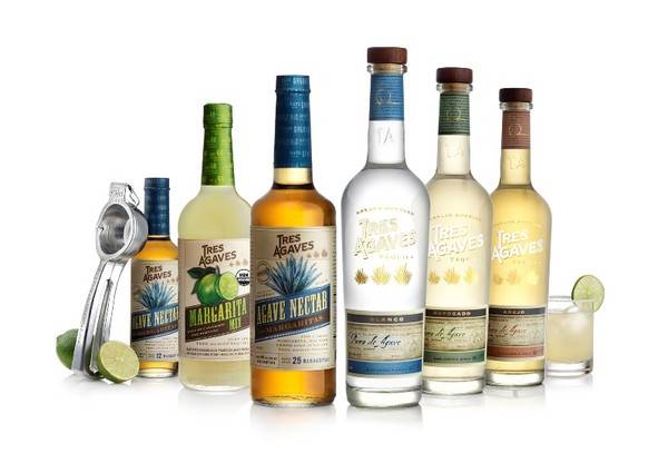 Tres Agaves Tequila Event Bottles