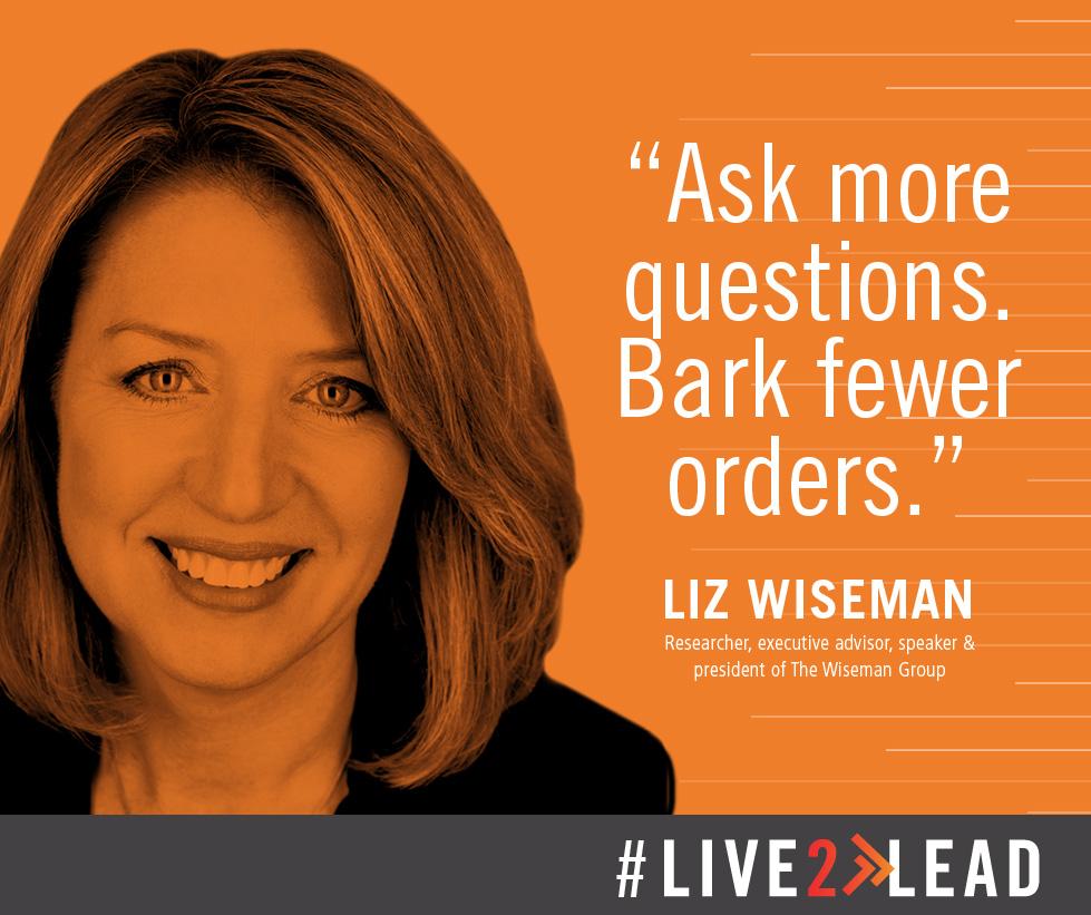 Liz Wiseman