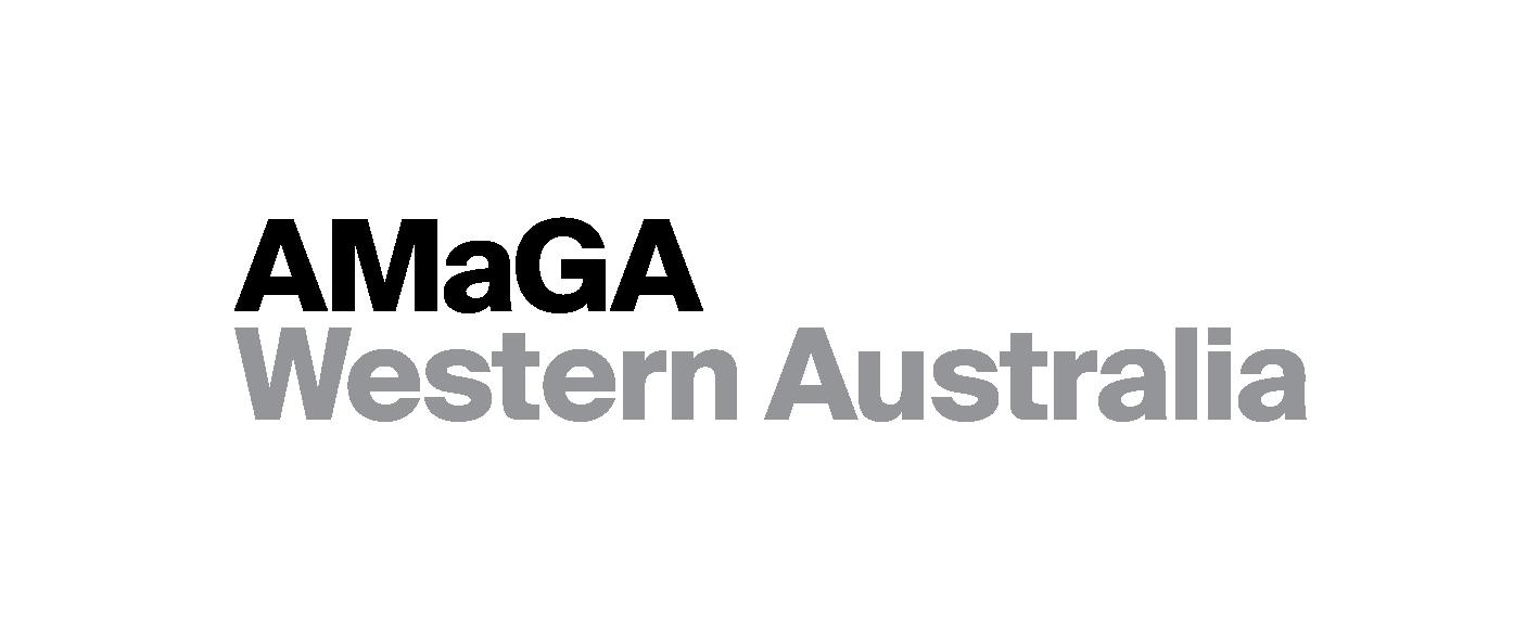 AMaGA WA logo