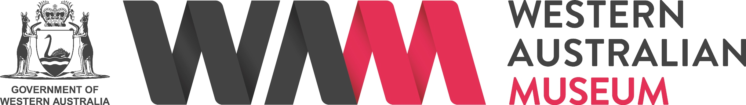 WA Museum logo