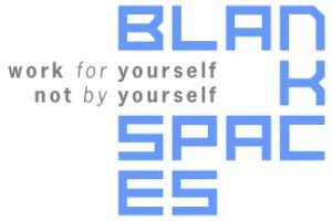 BLANKSPACES SANTA MONICA LOGO