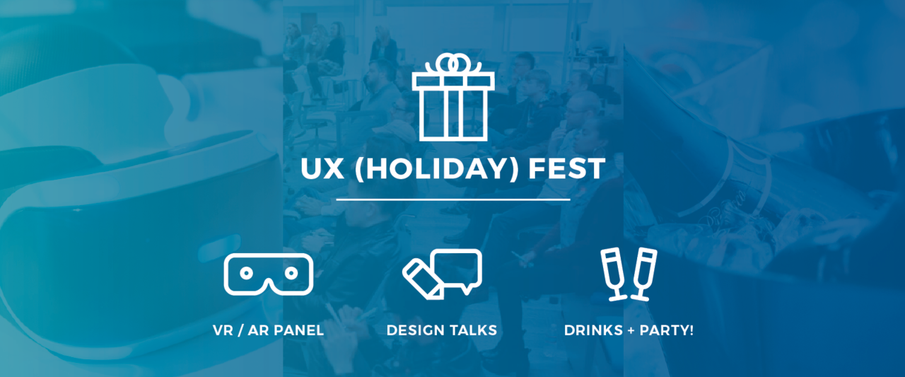 UX (Holiday) Fest