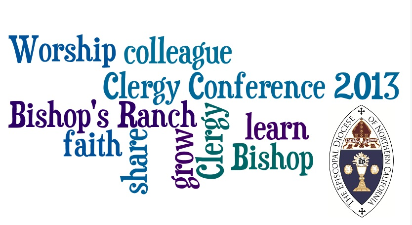 Clergy Conference 2013 Logo