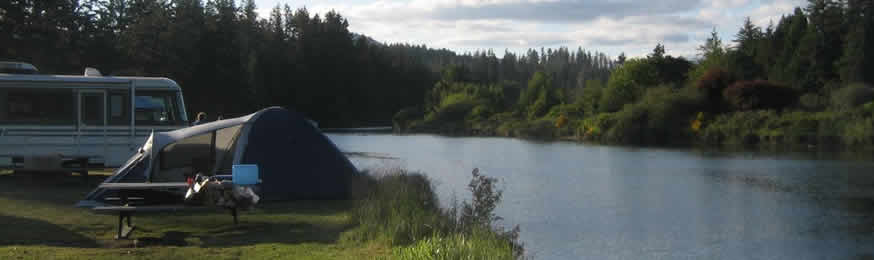 Sooke River Campground