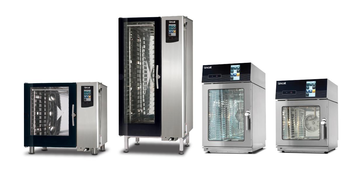 Lincat Combi Ovens Range