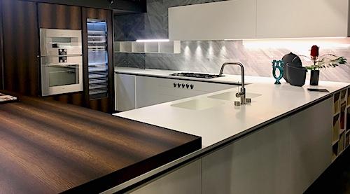 Boffi new kitchen