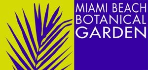 Miami Beach Botanical Garden logo