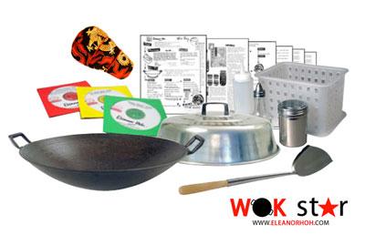 Wok Star Kit