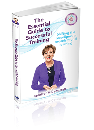 The essential guide to Successful Training book cover