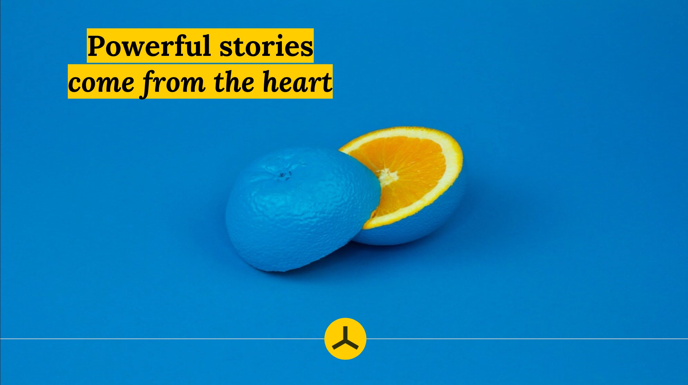 Powerful stories come from the hearth