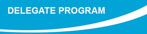 Delegate Program