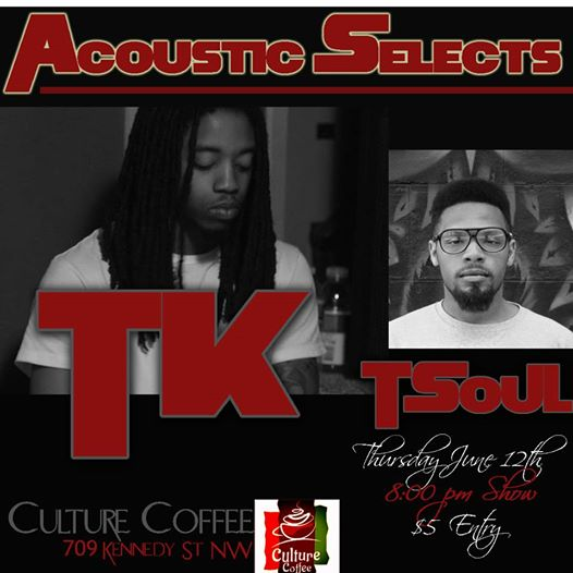 Acoustic Selects II ft TK and TSOUL