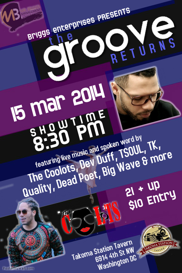 The Groove Returns