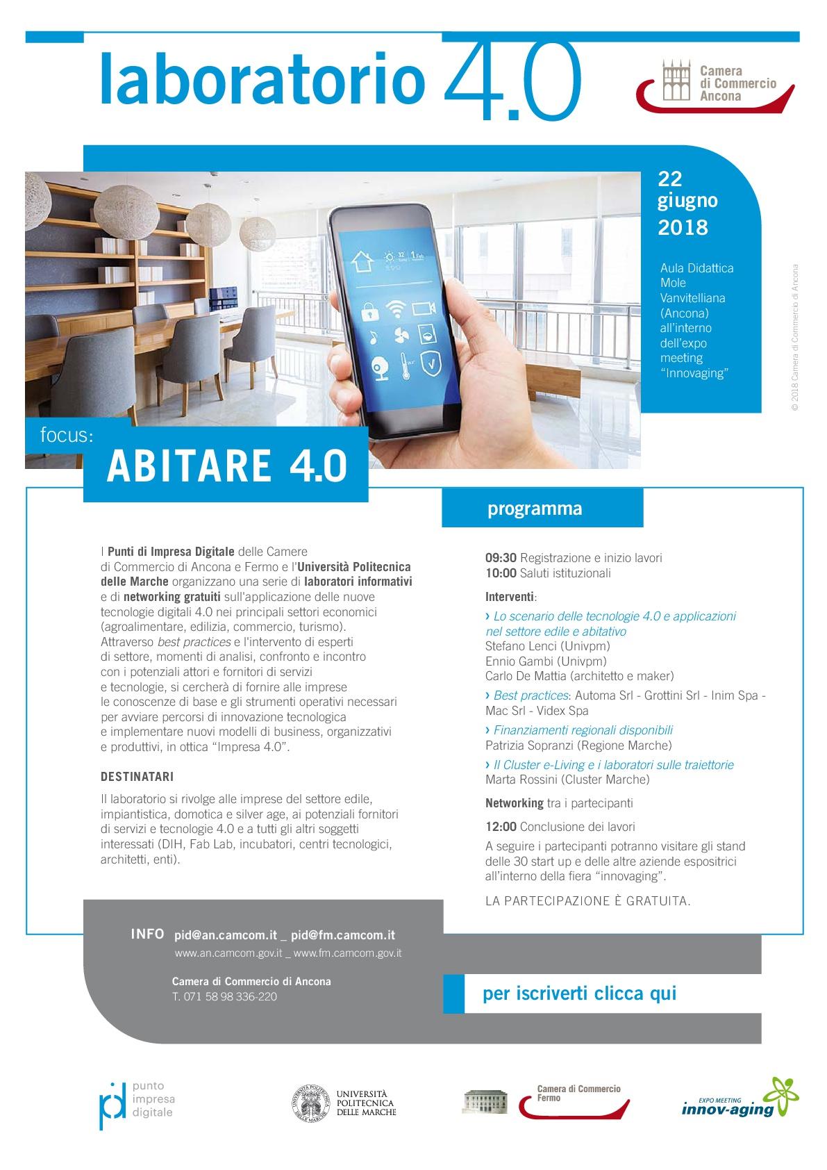 laboratorio abitare 4.0