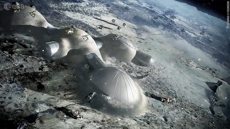 Lunar Settlement