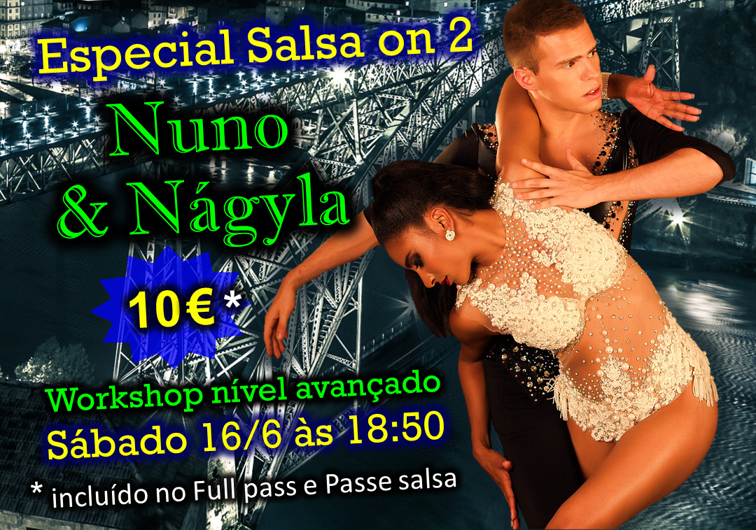 especial salsa on 2