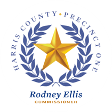 Commissioner Rodney Ellis logo