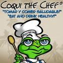 Coqui the Chef's Fun and Healthy Cooking Demonstration