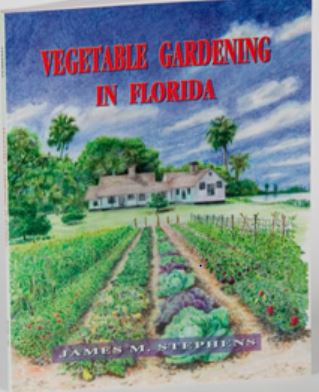 Vegetable Gardening in Florida Book