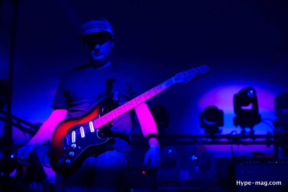 Mike Carter, Guitar