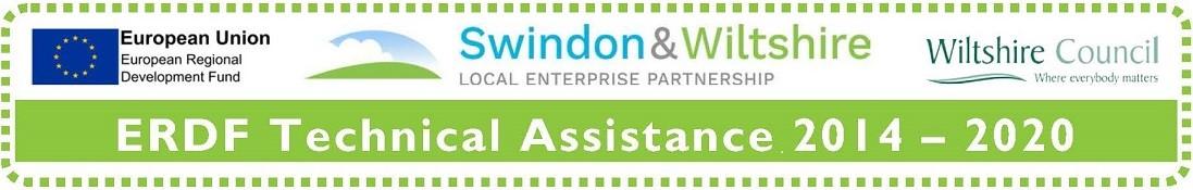 SWLEP and ERDF Logos
