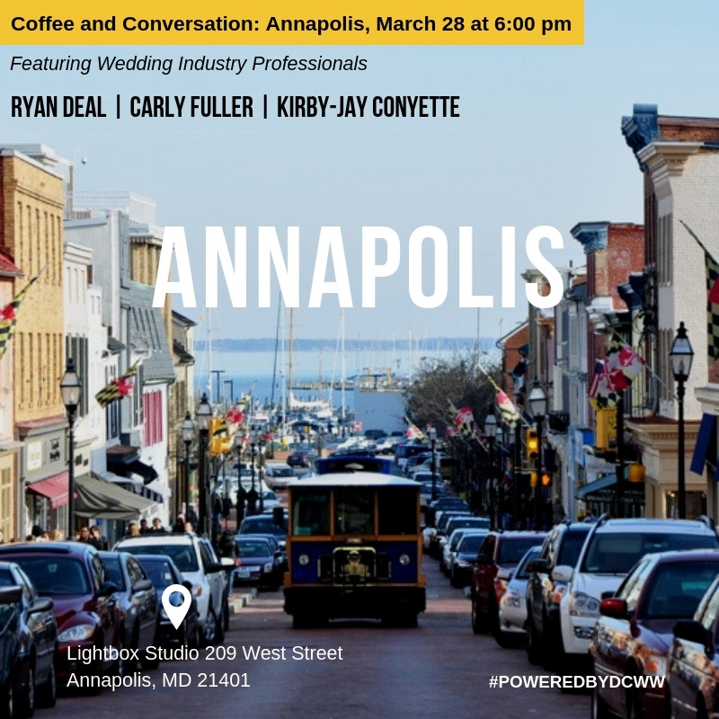 Coffee and Conversation Annapolis