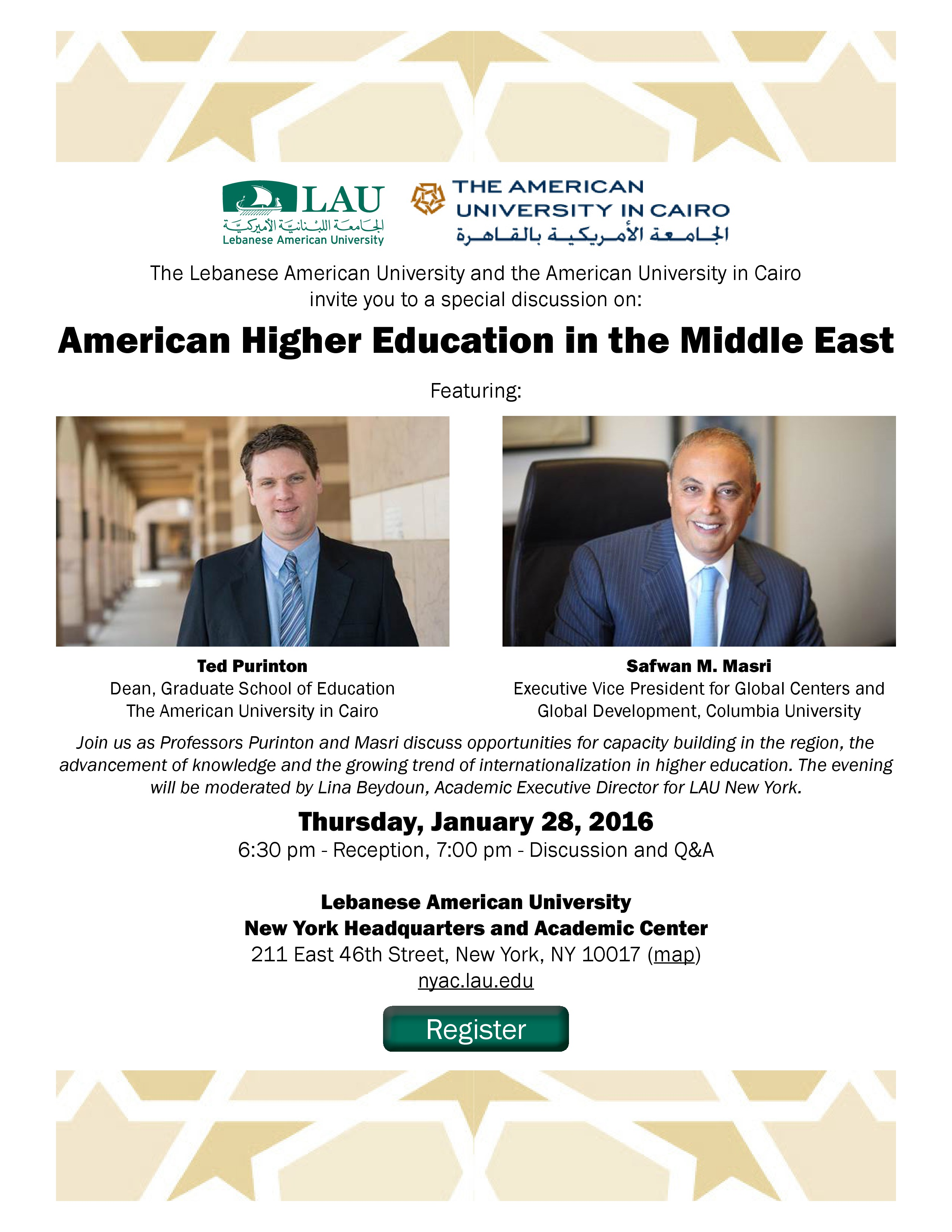 education in the middle east The need for 21st century human capital is creating new pressure on the existing education systems to be effective and fully capable of.