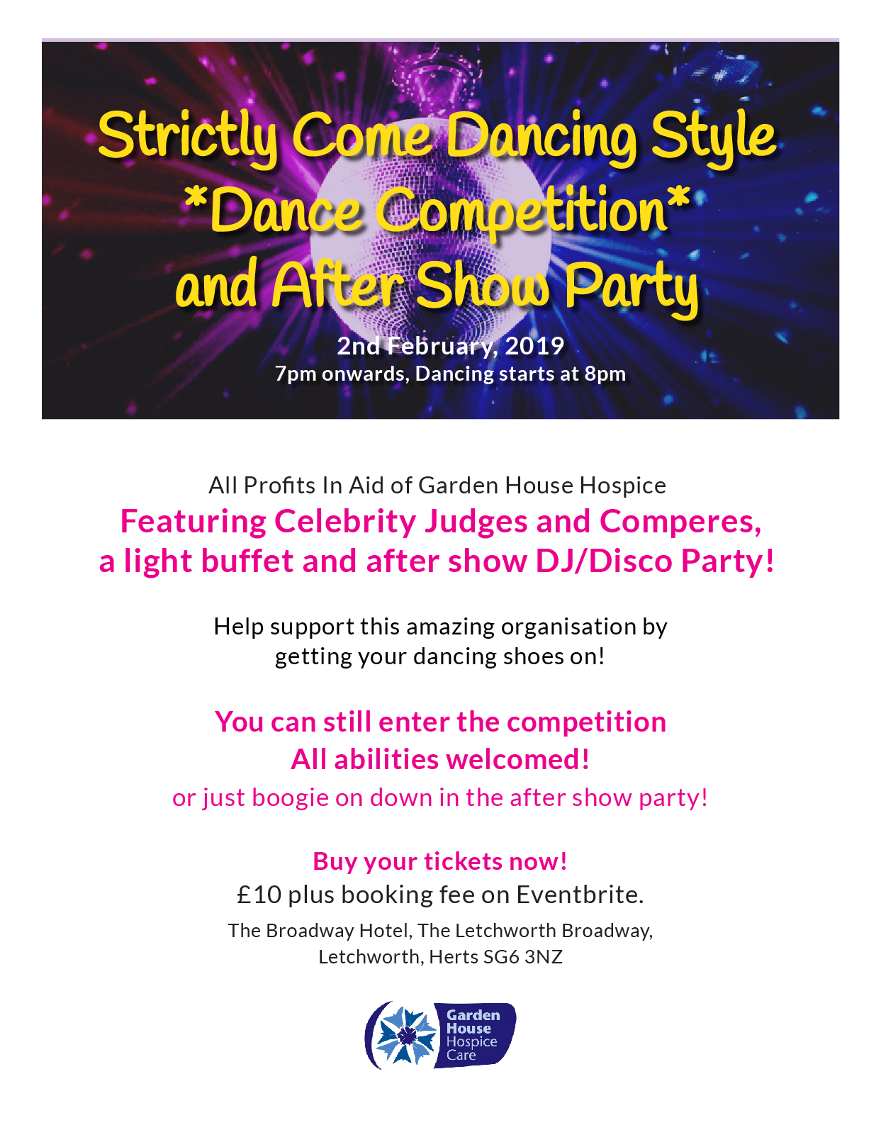 Strictly Charity Event