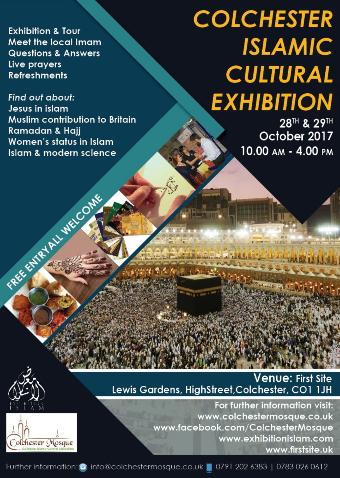 Colchester Islamic Cultural Exhibition