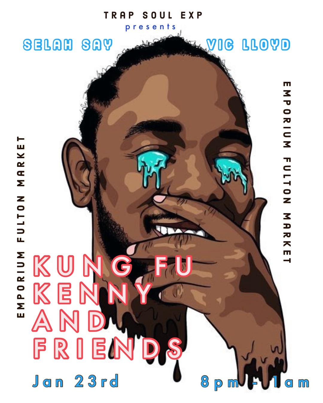 Kung Fu Kenny & friends