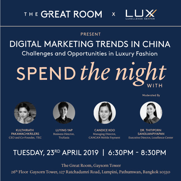 Digital Marketing trends in china challenges and opportunities in luxury fashion
