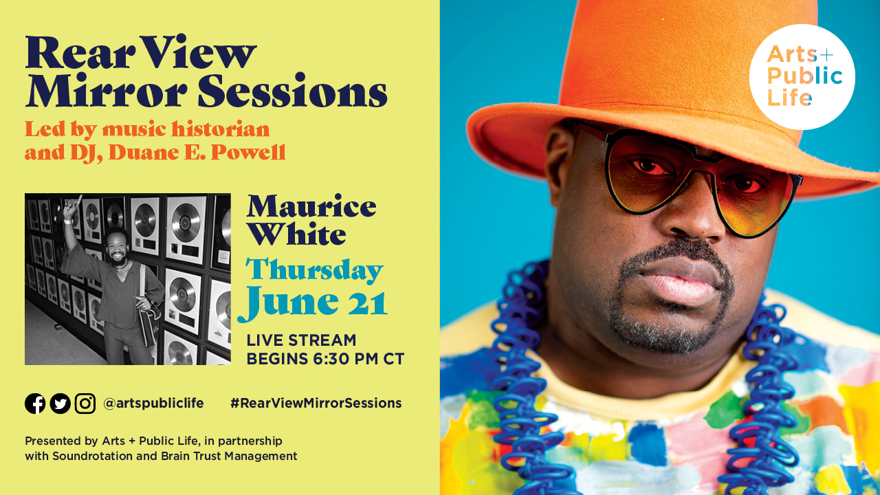 Livestream July 21 at 6:30 PM