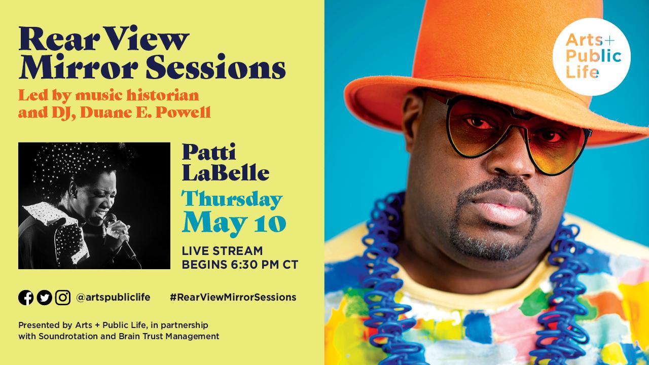 Livestream starts May 10th at 6:30 PM